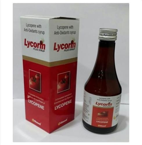 Lycopene Anti Oxidants Syrup