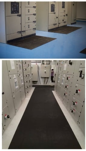 Electrical Rubber Mats IS 15652