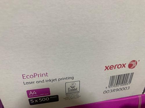 White Inkjet Copier Paper