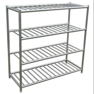 Stainless Steel Commercial Pot Rack
