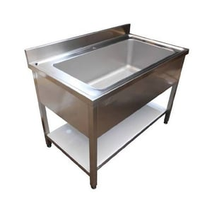 Stainless Steel Commercial Pot Wash Sink