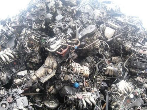 Aluminum Engine Block Scrap