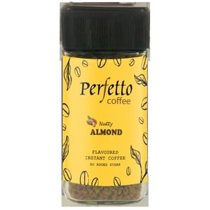 PERFETTO Nutty Almond Instant Coffee