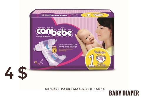 Super Absorbency Canbebe Diaper