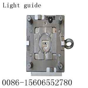 LED Mould Guide Light Plastic High Precision Injection Molding