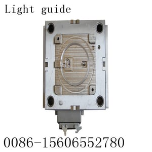 Plastic Light Guide Injection Mold For Auto Parts