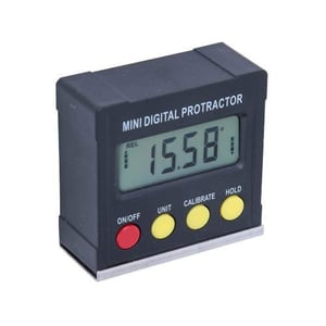 Extremely Accurate Robustly Constructed Electronic Clinometer
