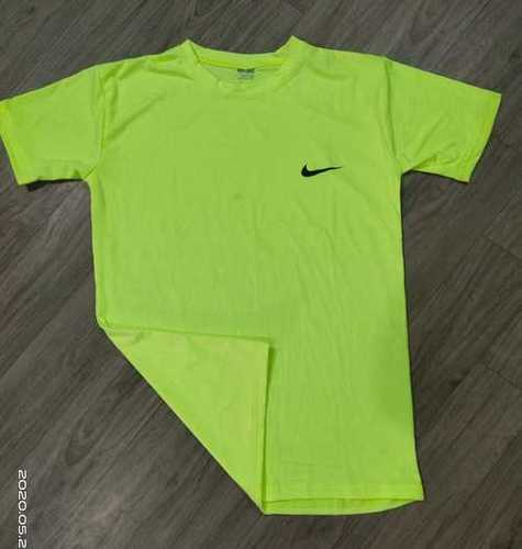 Sports Dry Fit T Shirt Age Group: 10-40 Years