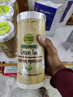 Eco Friendly Bamboo Packing Bottle