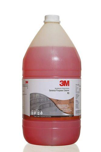 3m P2 General Purpose Cleaner Cum Disinfectant Liquid