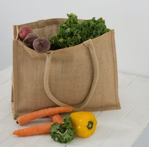 Eco Friendly Jute Grocery Bags