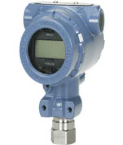 Sky Blue Digital Pressure Transmitter Size: Custom