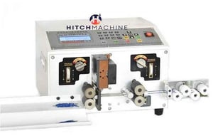 Wire Cutting And Stripping Machine (HM-CS320)