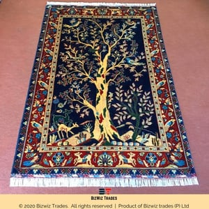 Hand Tufted Printed Carpets