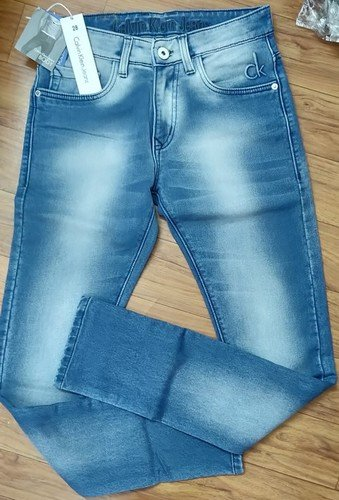 Skin Friendly Mens Branded Jeans Age Group: >16 Years
