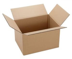 Corrugated Box for Packaging Purpose