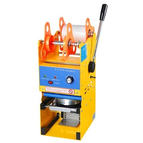 Lassi And Water Glass Packing Machine