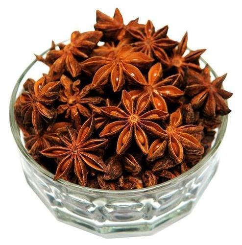 Brown Star Anise Flower for Spices