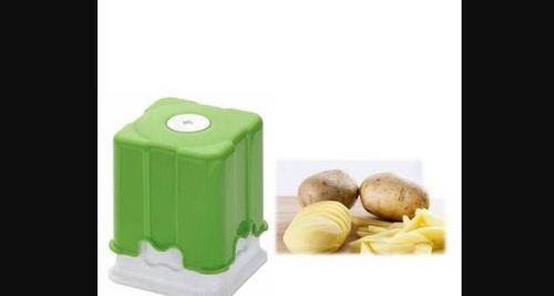 Kitchen Plastic Potato French Fries Cutter