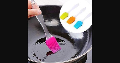Kitchen Silicone Oil Brush