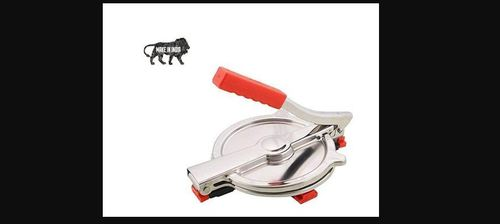 Kitchen Stainless Steel Puri Press