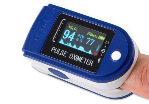 Oled Fingertip Pulse Oximeter