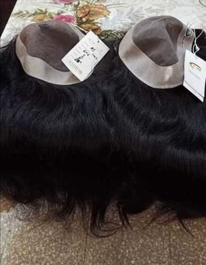 OME Ladies Natural Hair Patch