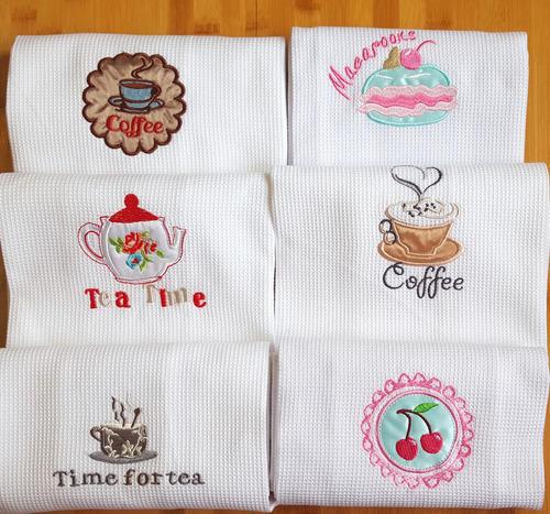 Square Shape Tea Towel