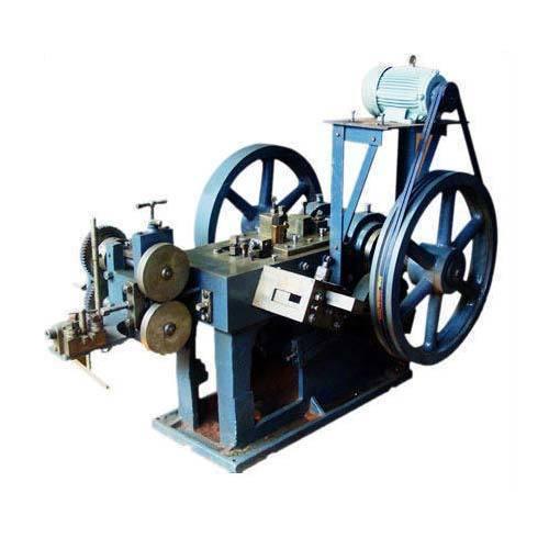 Industrial Bolt Heading Machine