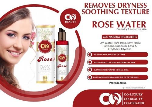 Co Beauty Rose Water
