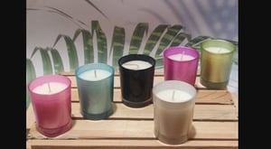Designer Scented Soy Wax Candles
