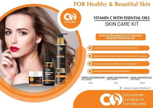 Co Luxury Vitamin C Skin Care Kit