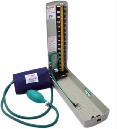 Accusure Mercury Sphygmomanometer Use: It Is Designed To Help Measure Blood Pressure Levels In The Body