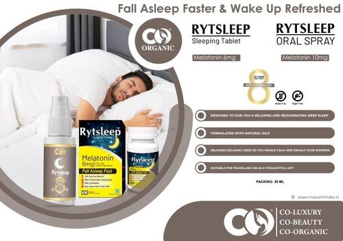 Co Organic Rytsleep Sleeping Tablet