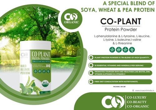 Co-Plant Protein Powder