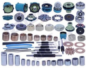Submersible Pumps Motor Spare Parts