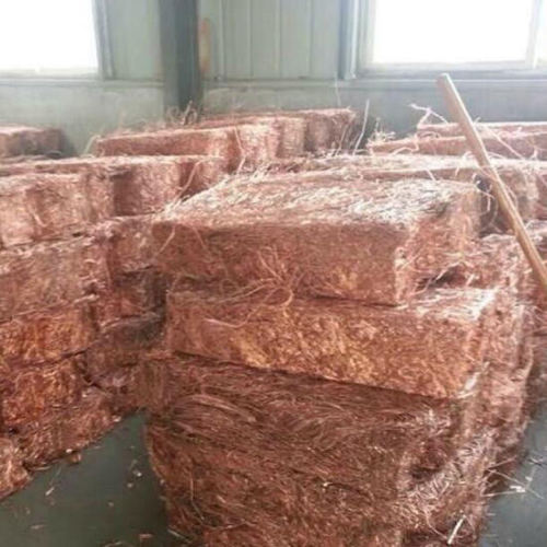 99.8% Pure Copper Millberry Scrap