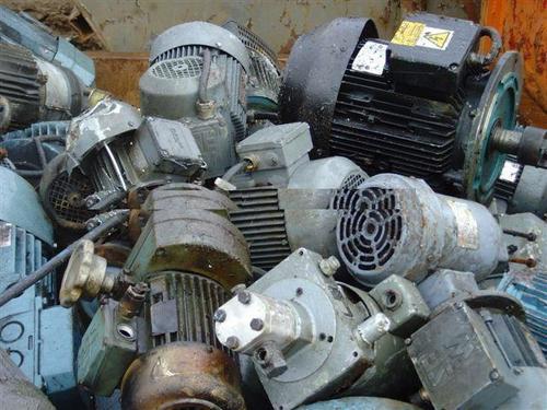 High Grade Electric Motor Scrap