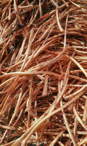 Industrial Grade Copper Wire Scrap