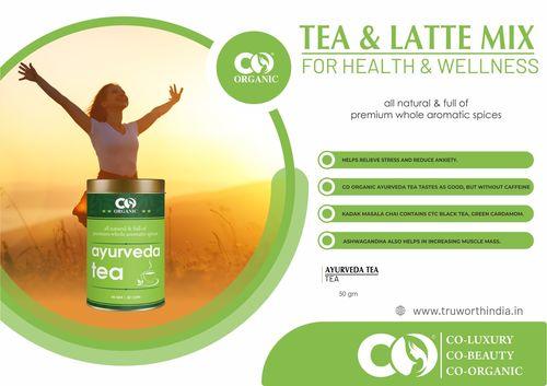 Co Organic Ayurveda Tea