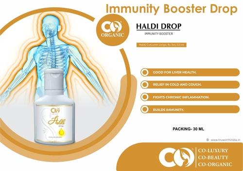 Co Organic Haldi Drop