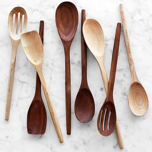 Organic Coconut Wood Spoons