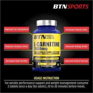BTN Protonic Instant Energy Booster