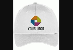 Customized Embroidered Mens Golf Caps
