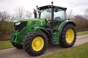 Used Electric Start Tractors for Agriculture