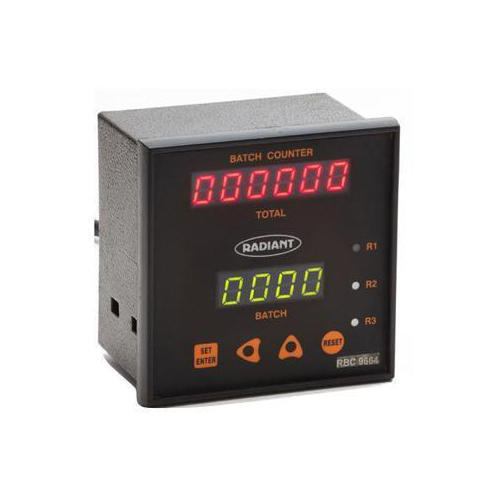 Batch Counter With High Accuracy