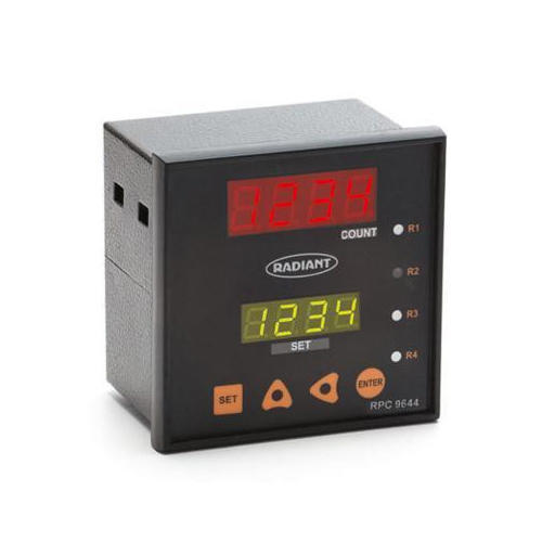 Pulse Counter With 7 Segment Display