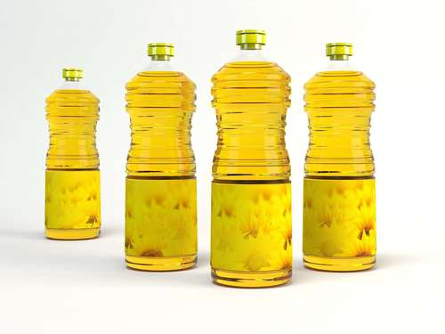 Pure and Natural Soybeans Oil