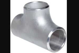 Stainless Steel Seamless Pipe Tee