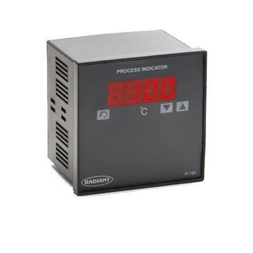 Temperature Indicator With 4 Digit Display